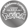 The Pokemon Company LICENSED FOR ASIA ONLY