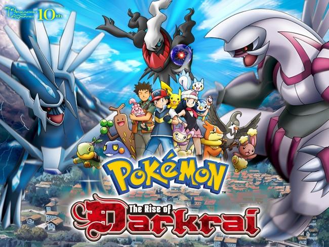 download pokemon rise of darkrai full movie