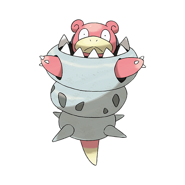 Mega Slowbro | Pokédex | The official Pokémon Website in India